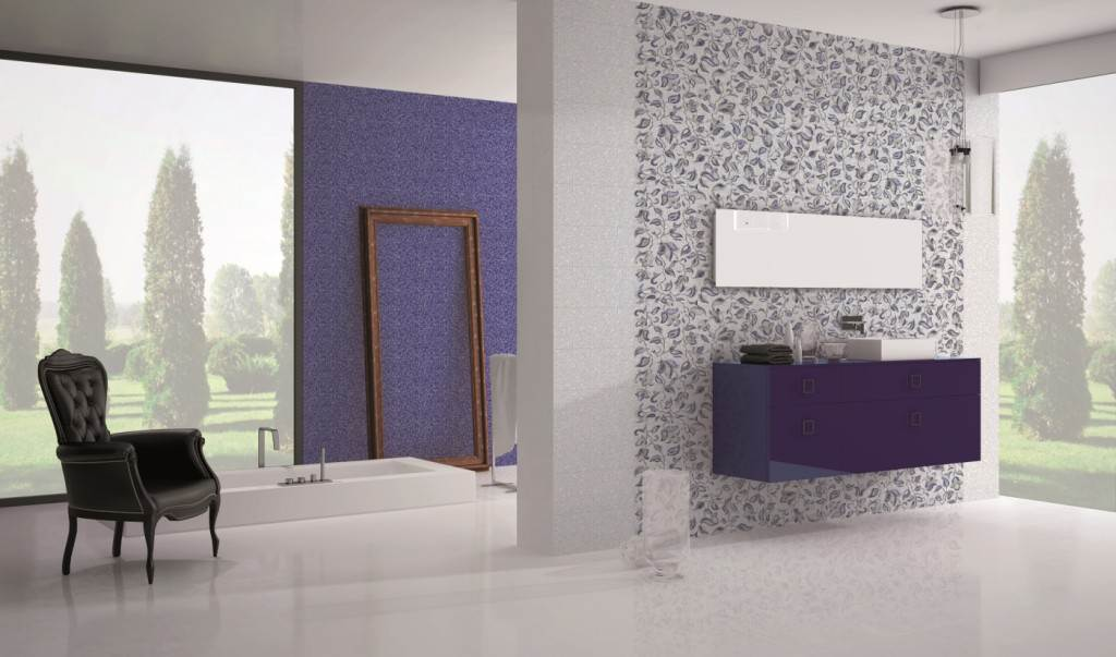 Πλακάκι Μπάνιου EMIGRES MONACO 20x60cm